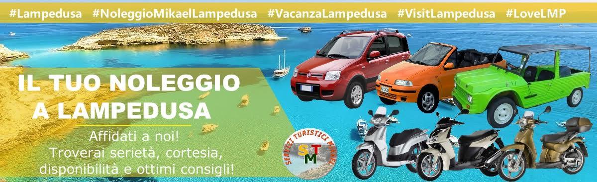 Noleggio auto e scooter Lampedusa