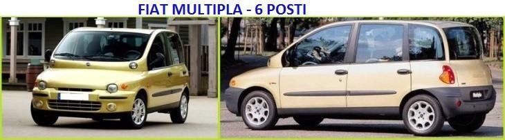 Noleggio auto 6 posti Lampedusa